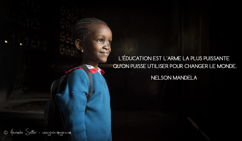 10 Citations Inspirantes Sur L Education Positive Gaia Images